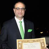 Diplôme d'Honneur conferred on Kapil Chopra
