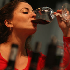 One country drinks more wine, per capita, than France