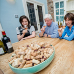 My parents are wine experts: can they teach me to be a taster?