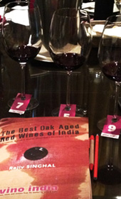 The Best Oak Aged Red Wines of India